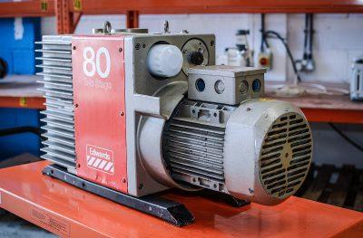 vacuum & refrigeration pump hire