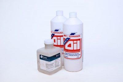 Vacuum pump oil consumables