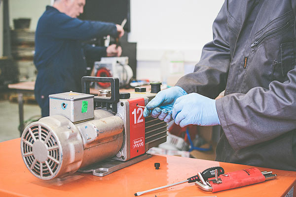 vacuum pump repair services